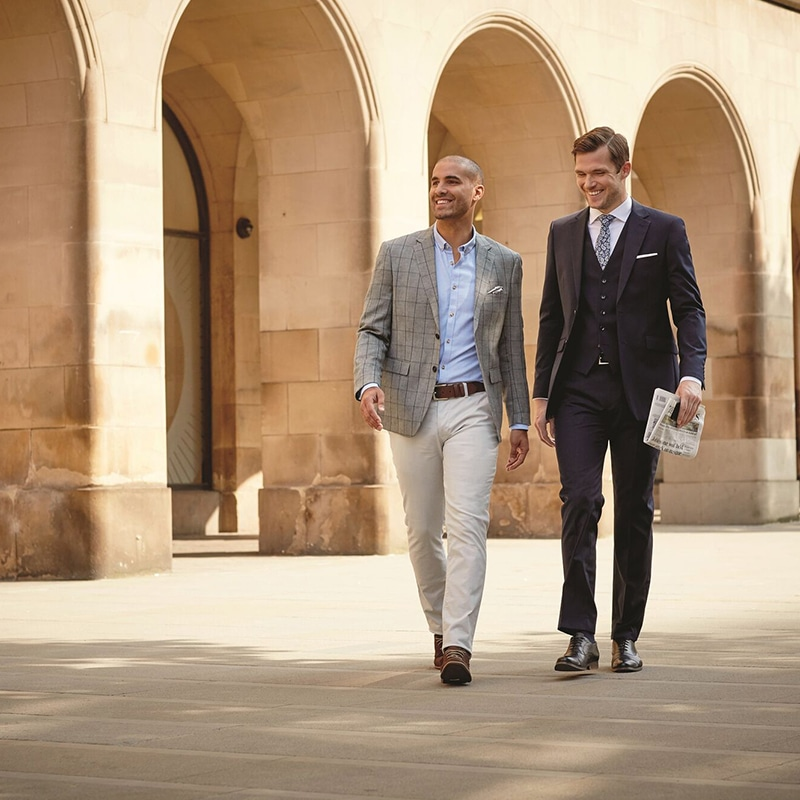 Casual Jacket Trousers And Smart Suit O Briens Menswear